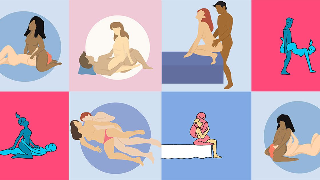 Best sex positions for a woman